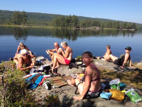 Padletur Fjorda 22. - 23 august