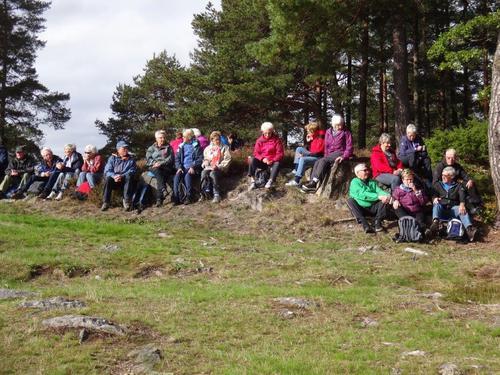 Seniortur til Sundåsen Fort