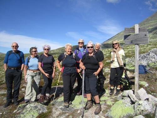 Seniorhøsttur til Breisjøen