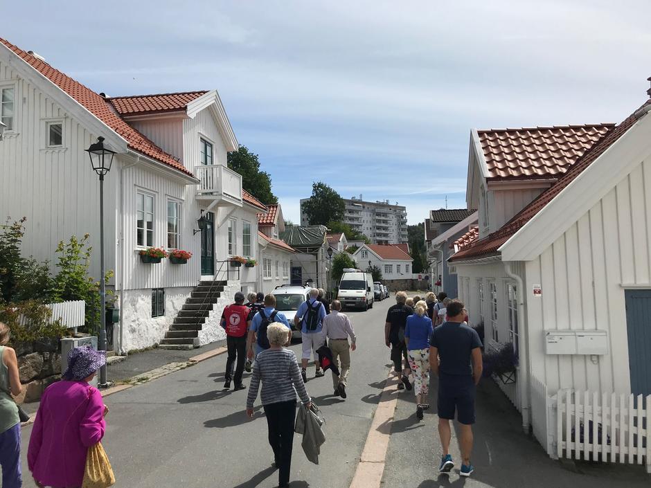 Bjerggata er Sandefjord eldste gate
