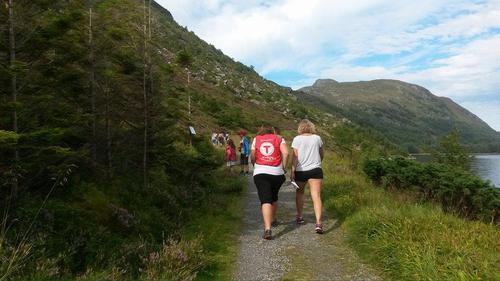 Turrapport- Aktivitetsdag på Kvalheim 2016