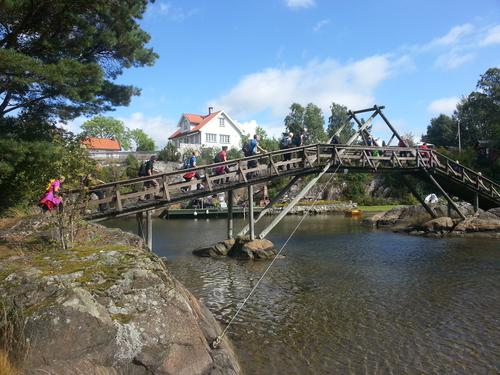 Gubb 60+ på Sandøya