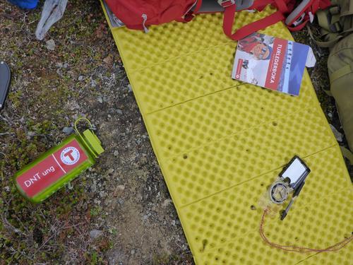Bli med på sommerturlederkurs med turledere fra hele Troms.
