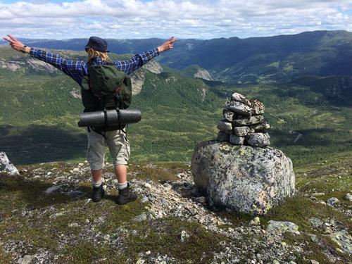Hele Norge på topptur