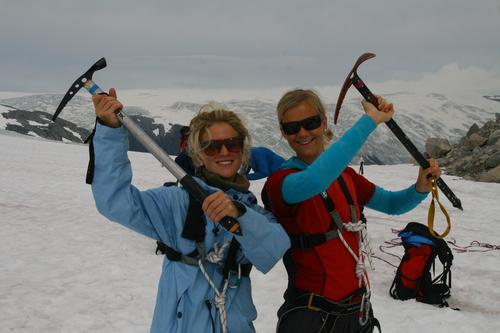 Bli med i DNT fjellsport Oslo sitt styre!