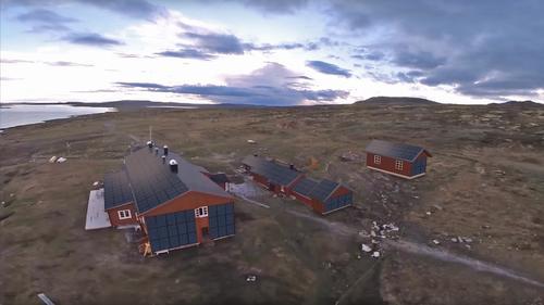 Solcelleprosjektet på Rauhelleren
