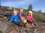Kulturhistorisk vandring i Kviknefjellet