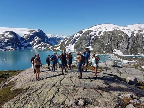 Rette dagen for Lunde-Fjærland