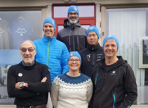 Oppstart fjellsportgruppe