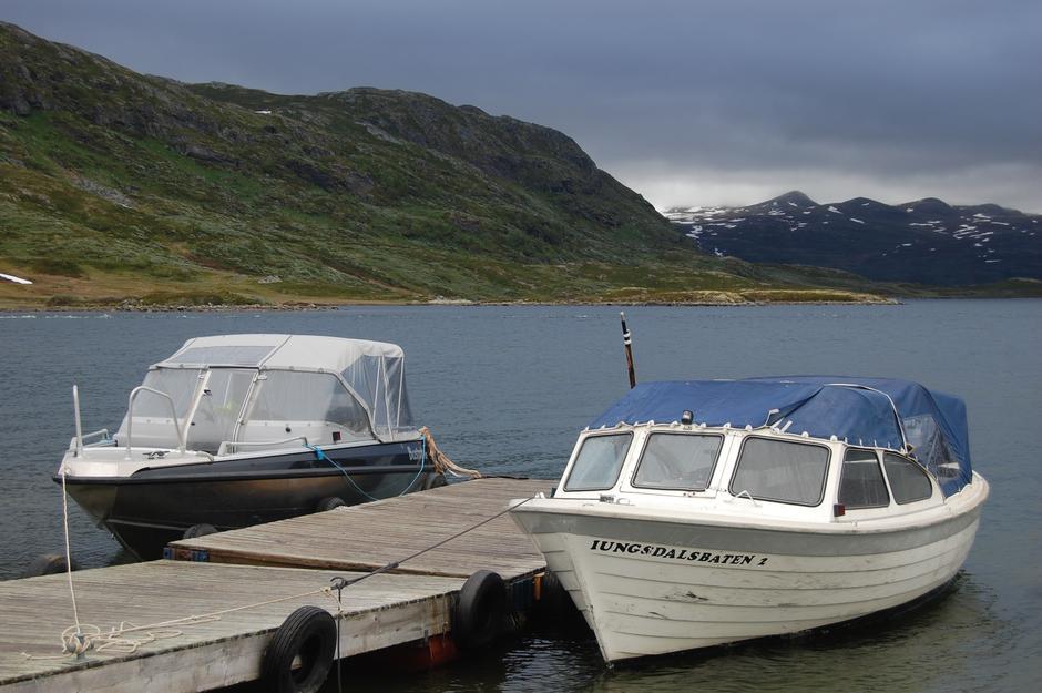 Iungsdalsbåtene 2 og 3