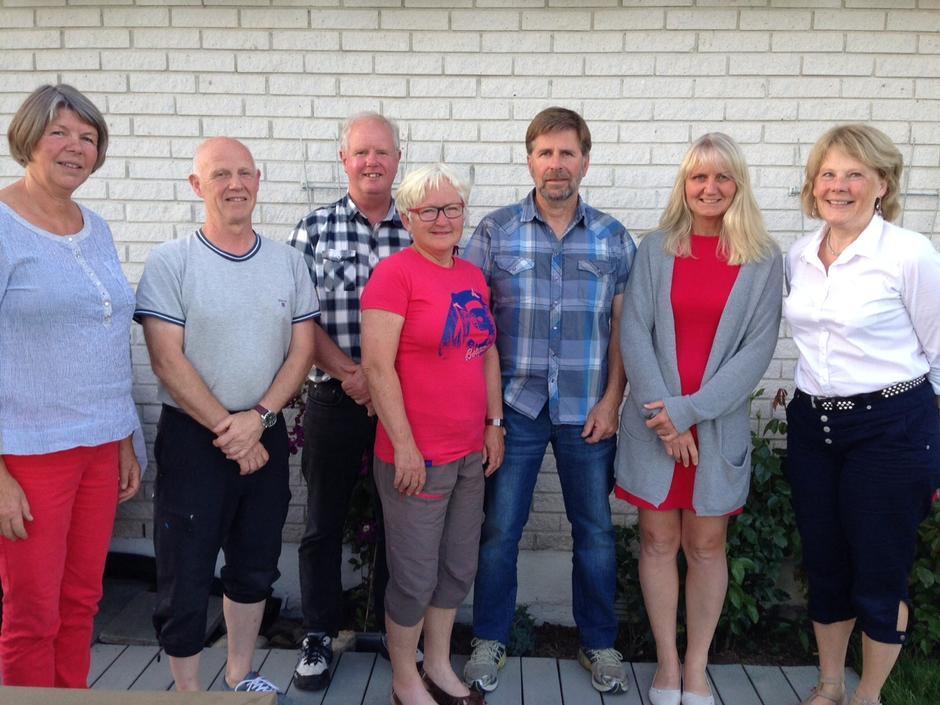 Styret i DNT Gjøvik og Omegn 2015 - 2016