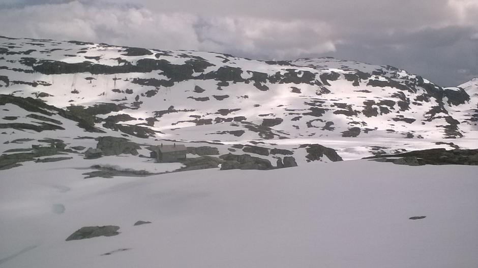 Søndag 21.5: Gullhorgabu i Bergsdalen