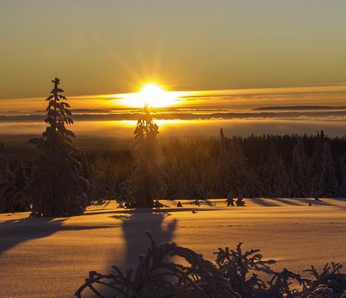 Fjellvegen stenges i perioder fredag 11. og søndag 13. mars