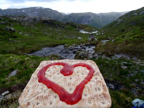 Med hjarte for tur i Masfjorden
