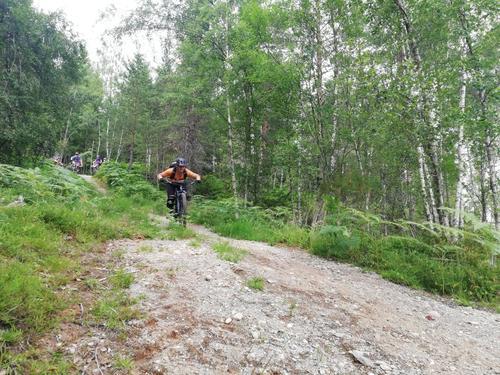 Full fart på Eirin, Nordfjord Aktiv