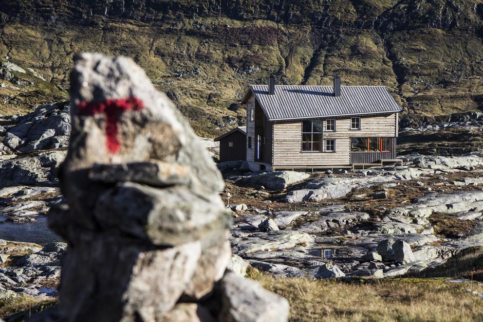 Gullhorgabu i Bergsdalen er verdt et besøk.