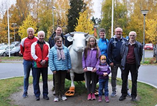 Stolpejakten i Hamar har ny deltakerrekord!