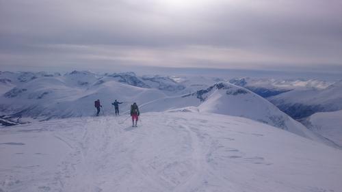 Topptur til Ørastolen/Overøystolen