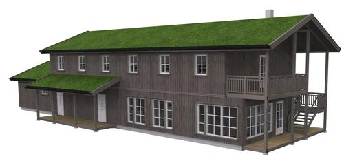 Bygging av Stordalshytta er vedtatt!