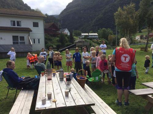 Kom-deg-ut-dag på Rundøyri