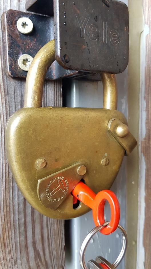 DNT-nøkkel