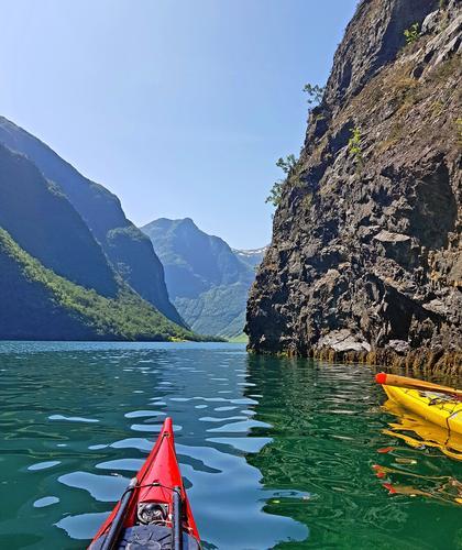 Nærøyfjorden.