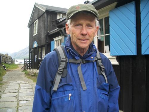 Johan Kofstad kommer til Gjendebu i jubileumshelgen for å holde foredrag.