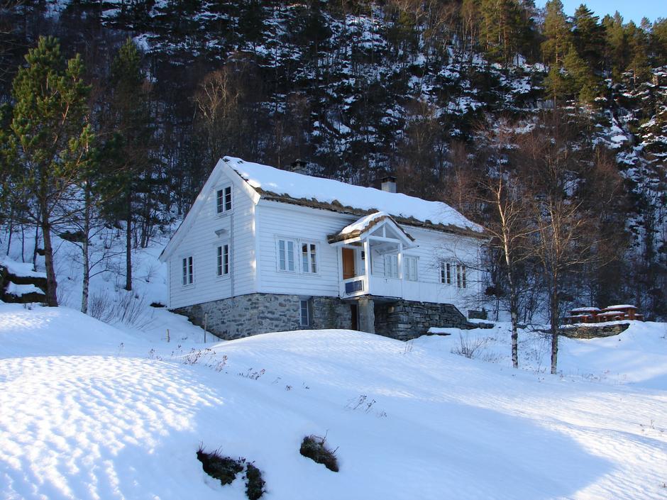 Træet Gård, hytte til Bergen og Hordaland Turlag