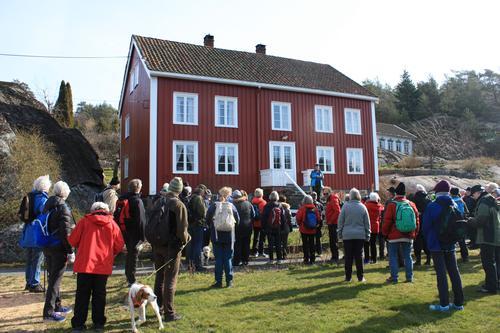 Hjemme hos Rolf Siljedal