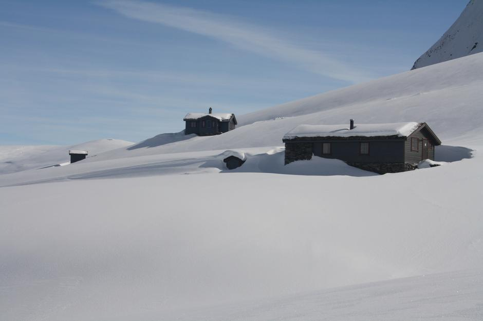 Vinter på Fivla