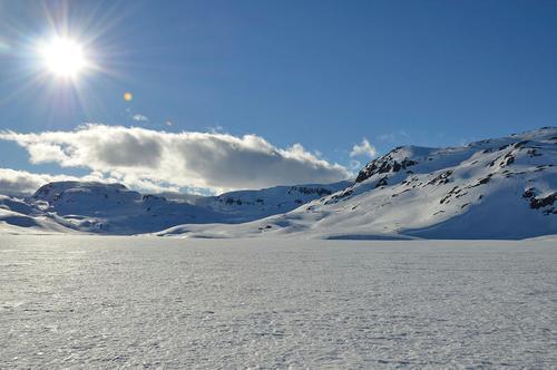 Tiltak iverksatt på hytter på Hardangervidda