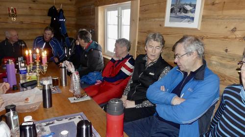 Skitur til Vollkoia/Blåmyrkoia 29.01.2020.