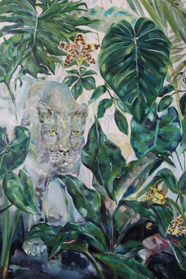 Jungle Eyes by Amelia