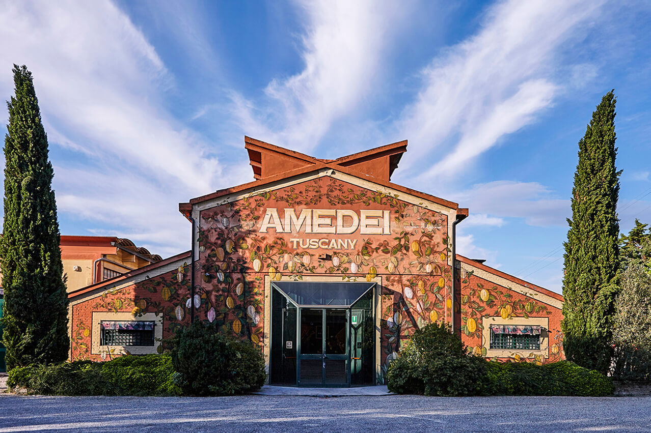Chocolate experience in Amedei Tuscany