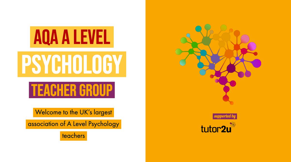 Blog | Psychology | tutor2u