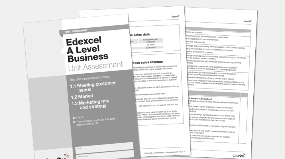 d1 unit 2 level 3 business Btec level 3 business unit 1 p1,p2,m1 and d1 in this report i will be writing about two contrasting business and describe what type of business they are.