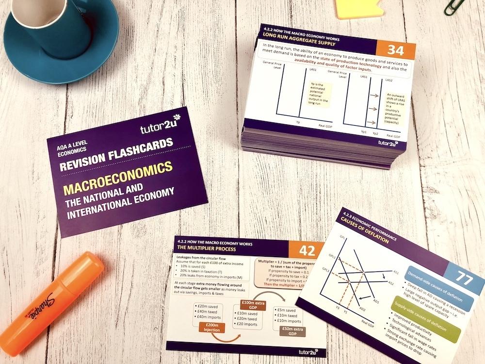 AQA A Level Economics Revision Flashcards -… | Economics