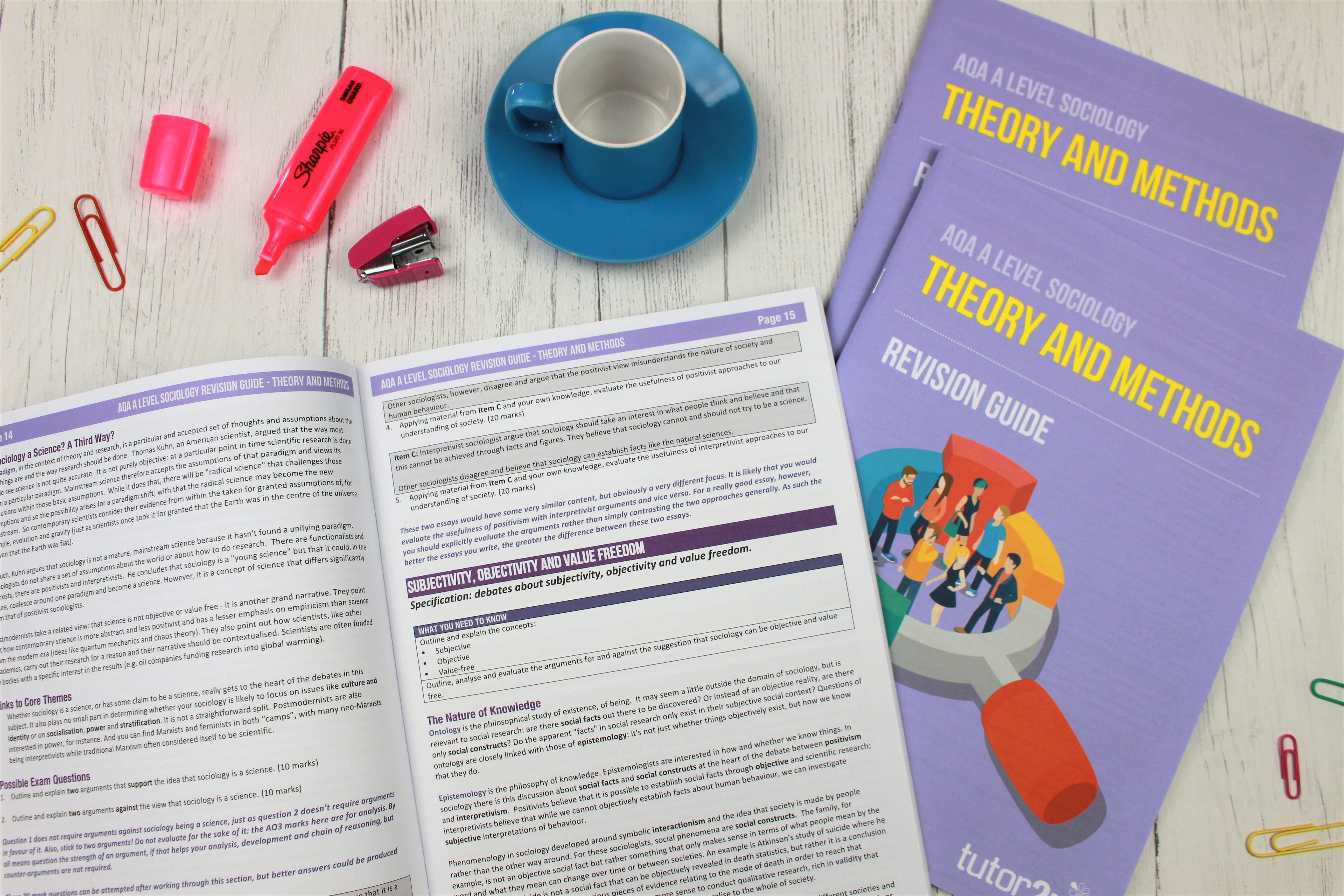 Theory Methods Revision Guide For Aqa A Level Sociology
