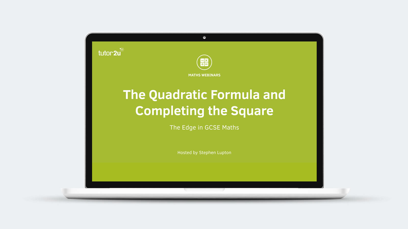 The Edge In Gcse Maths: The Quadratic Formula Andpleting The Square