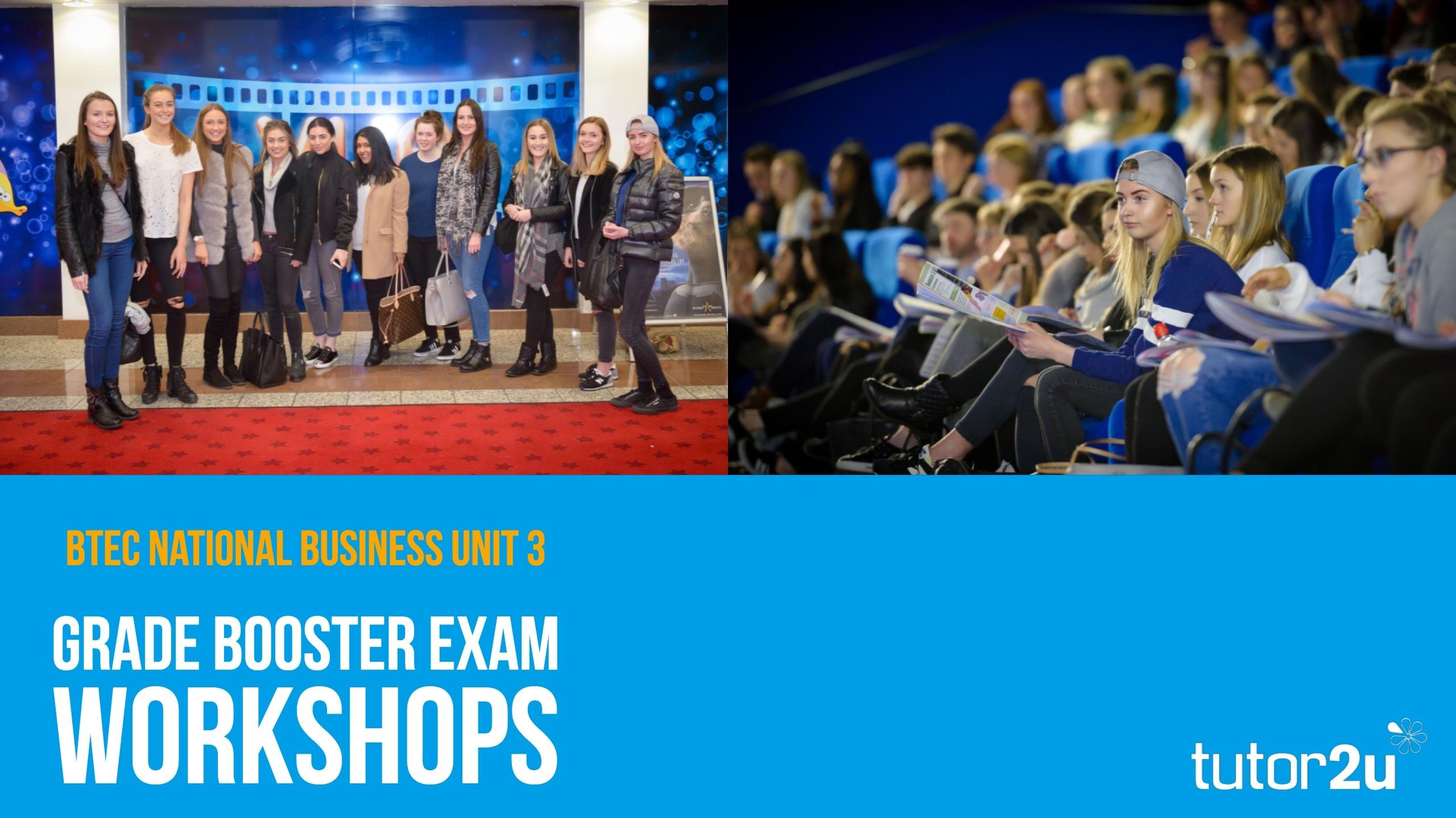 explore tutor2u business