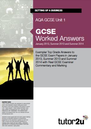Gcse business studies coursework help