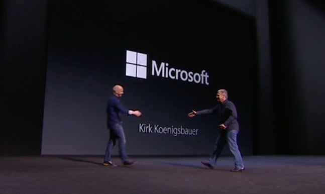 Apple & Microsoft: Collaboration not Competition | tutor2u Business