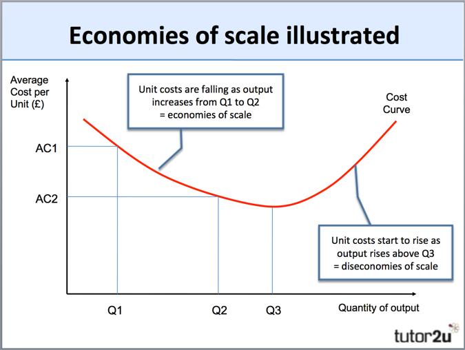 disadvantages of economies of scale pdf
