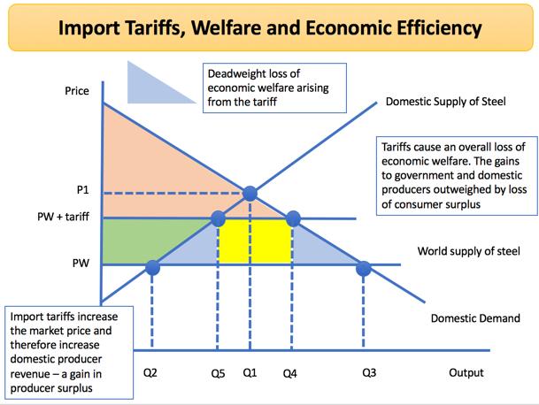 Tariff essay