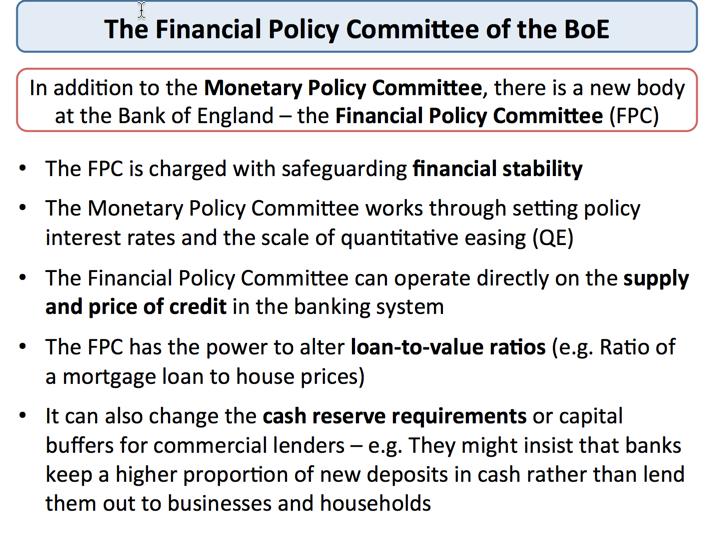 money and monetary policy essay