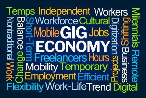 Image result for gig economy