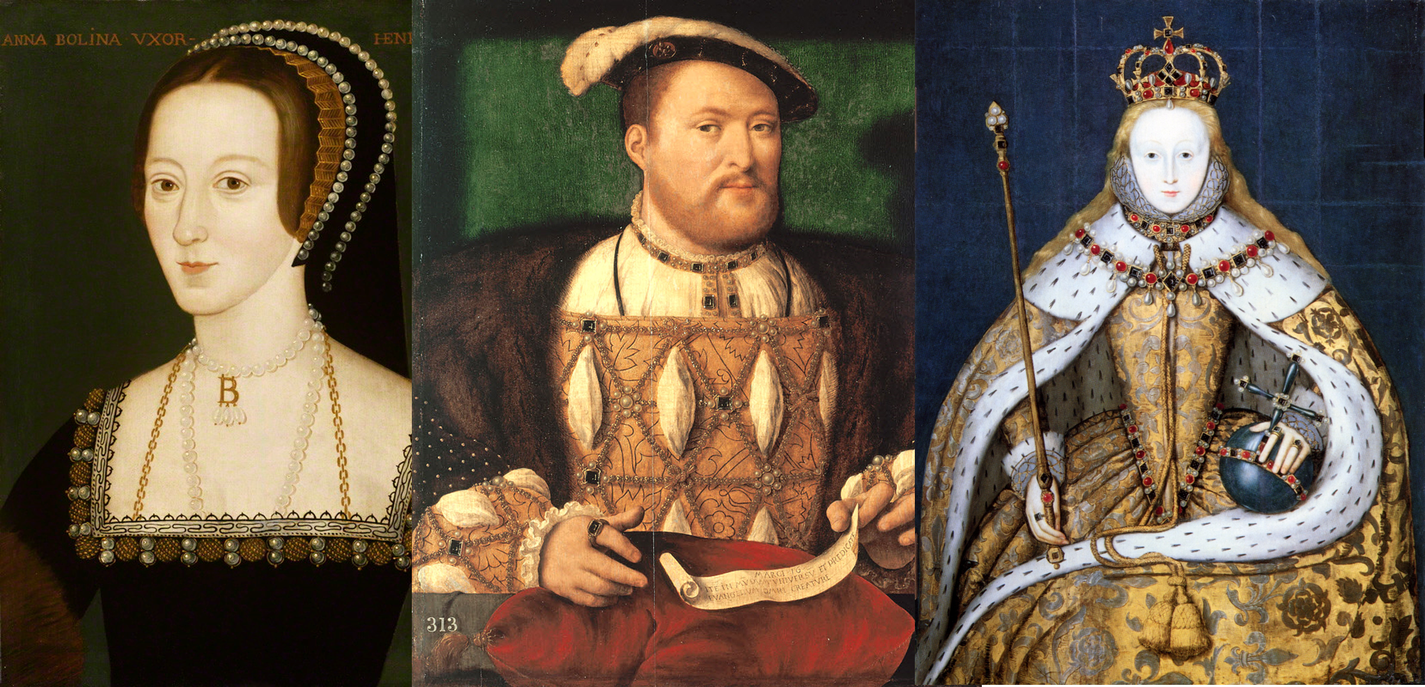 History of henry viii and anne