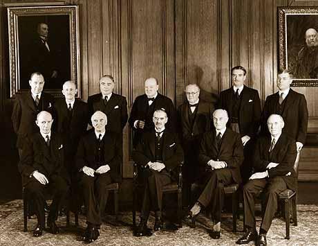 Famous Uk Cabinet Reshuffles Tutor2u Politics