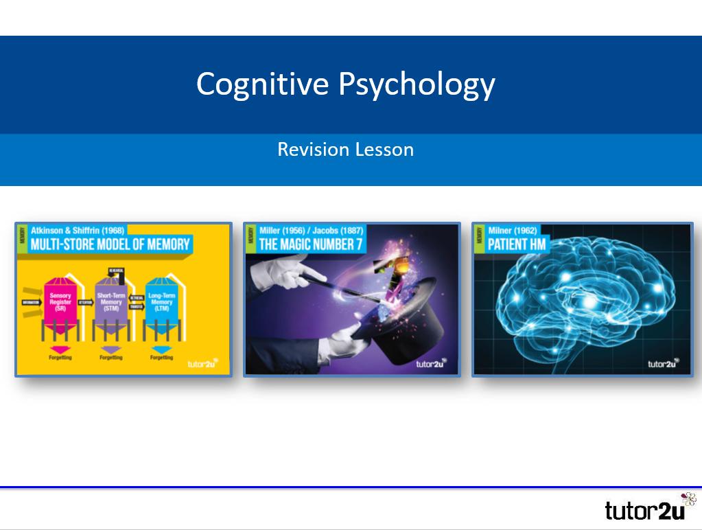 as psychology cognitive revision lesson psychology as psychology cognitive revision lesson powerpoint handout
