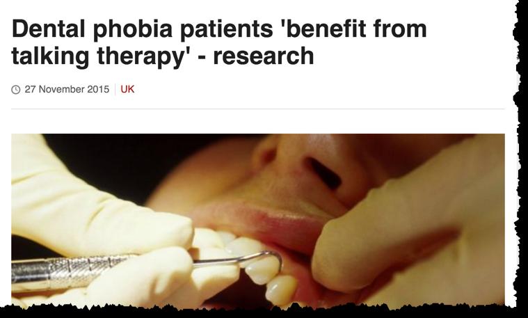 CBT Can Help With Dental Phobia | Psychology | tutor2u